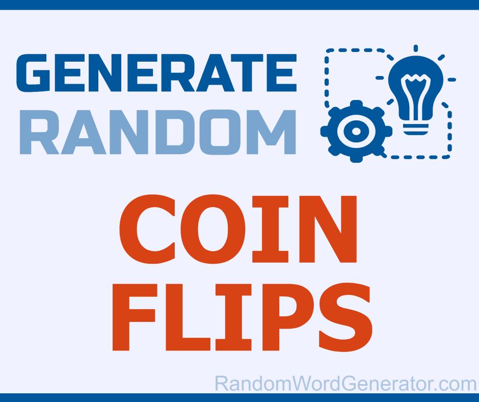 Random Coin Generator