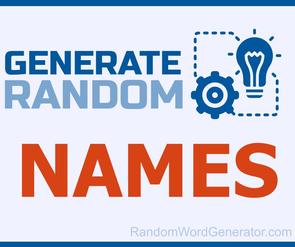 Generator personality name Starfinder Name